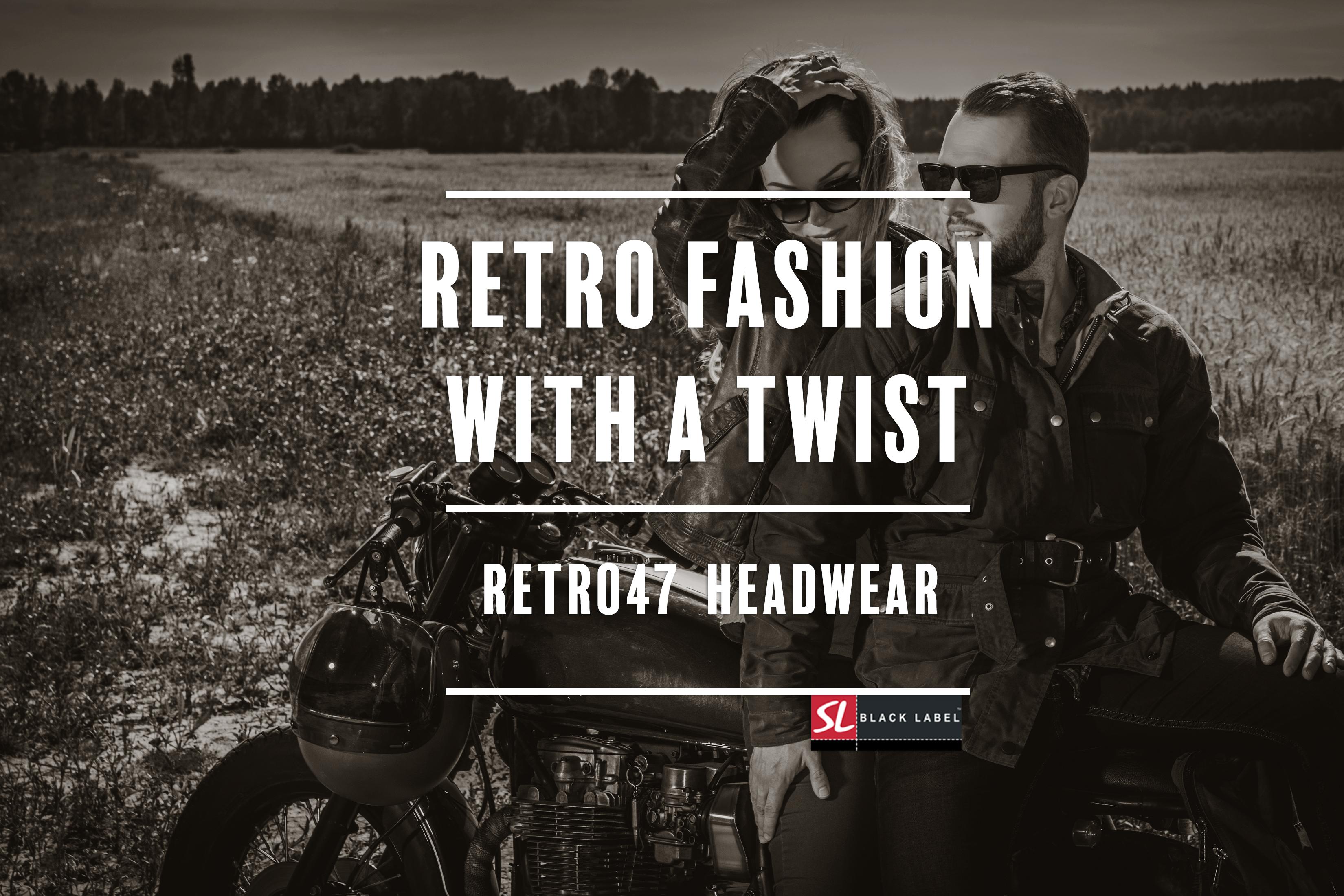 Retro 47 Headwear Range