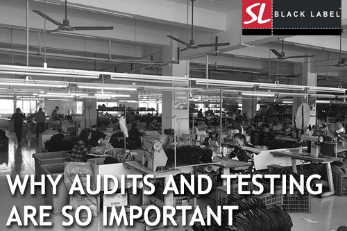 AUDITS AND TESTING