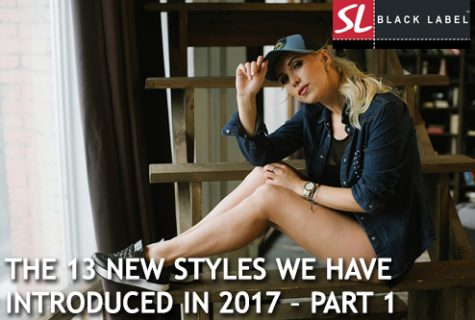 13 NEW STYLES PART 1